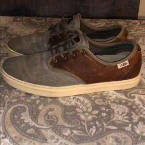 e11bac29fb4 Men s Vans OTW Ludlow Military Bungee Skate Shoes